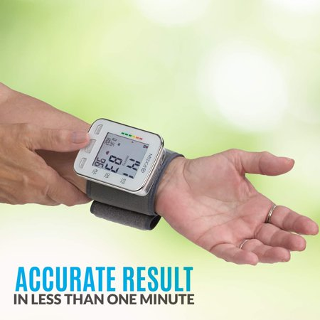 How to Use Wrist Blood Pressure Monitor – Yogi Limited Uganda