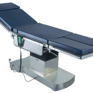 Electronic operation table