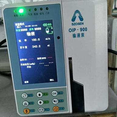 Infusion Pump in Uganda Kampala