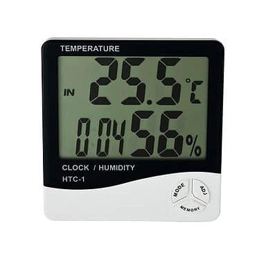 Room Thermometer in Uganda