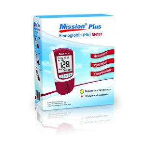 Haemoglobin Meter – Mission Plus