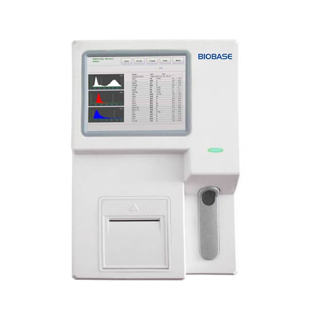 Hematology Analyzer (BK6190 3 Part)